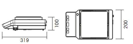 ME4001电子天平梅特勒